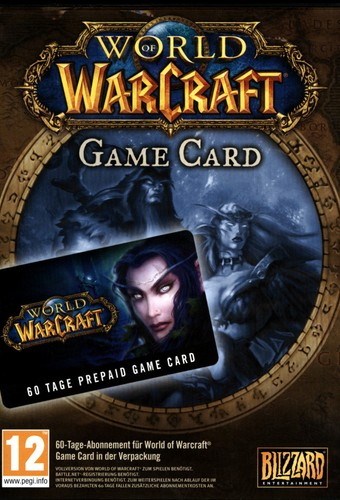 World of Warcraft: Gametime Card [60 Tage]