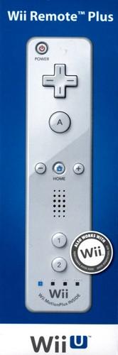 Remote Plus Controller - white