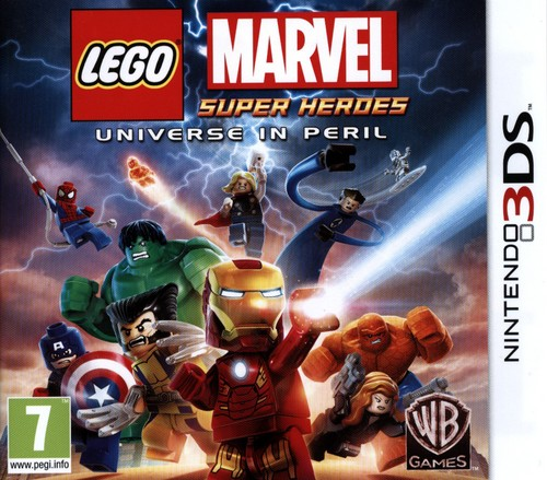LEGO Marvel - Super Heroes Universe in Peril