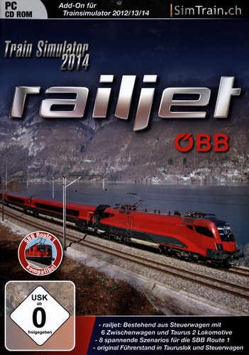 ÖBB Railjet zu TS2012/2013/2014 [Add-On]