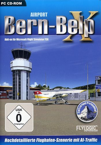 Airport Bern-Belp X für FSX [Add-On]