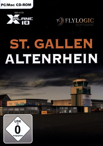 Airport Altenrhein für X-Plane 10 [Add-On]
