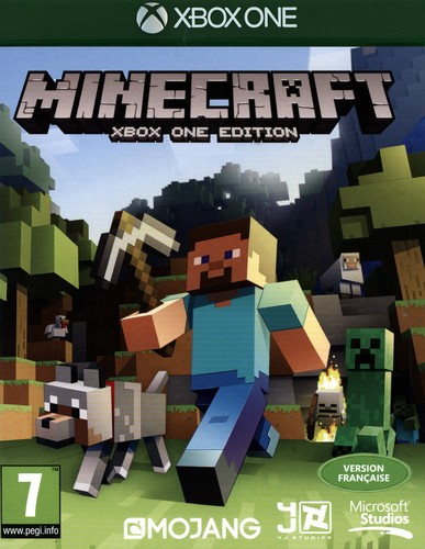 Minecraft Xbox One Edition [XONE]