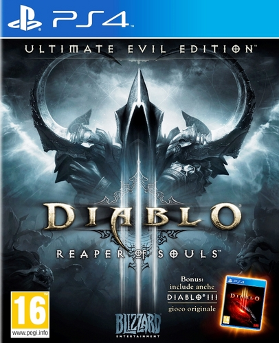 Diablo III - Ultimate Evil Edition [PS4]