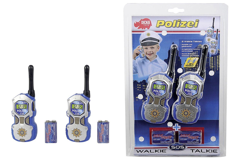 Polizei walkie talkie günstig kaufen outdoor