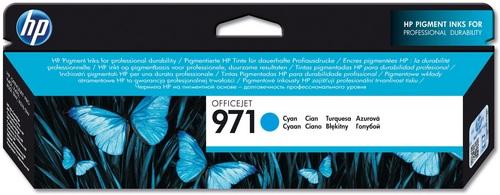 HP No. 971 cyan, Cartuccia d'inchiostro cyan, CN622AE, 2'500 pagine
