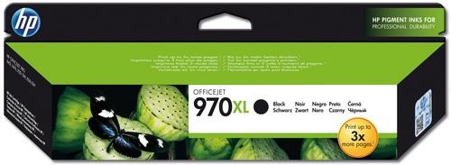 HP No. 970XL nero, Cartuccia d'inchiostro nero, CN625AE, 9'200 pagine