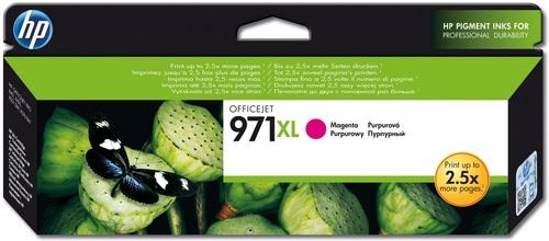HP No. 971XL magenta, Cartouche d'encre magenta, CN627AE, 6'600 pages