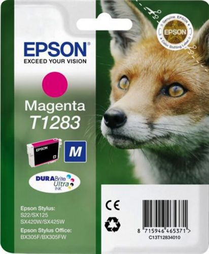 Epson T1283, TPA magenta, 3.5ml