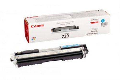 Canon 729, Toner cyan, 1'000s