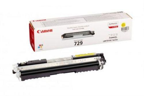 Canon 729, Toner jaune, 1'000 pages