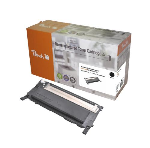 Peach Tonermodul schwarz kompatibel zu Samsung CLT-K4092