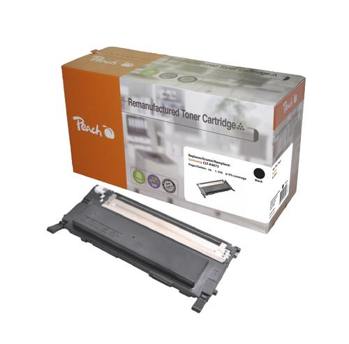 Peach pour Samsung CLT-K4072S noir Toner compatible