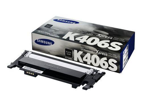 Samsung CLT-K406S, Toner schwarz, 1'500s