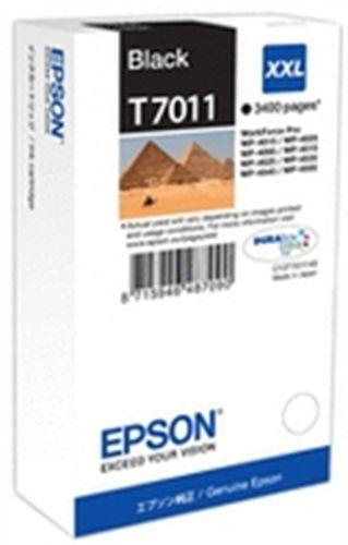 Epson T7011, Cartuccia d'inchiostro nero, 3'400 pagine