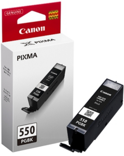 Canon PGI-550BK, Cartuccia d'inchiostro nero, 15 ml