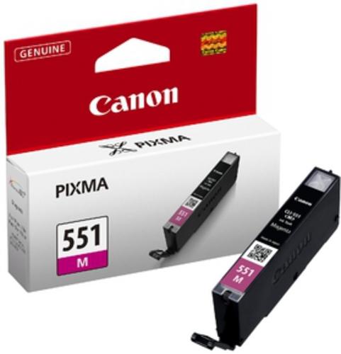 Canon CLI-551M, Cartouche d'encre magenta, 7 ml