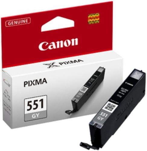 Canon CLI-551GY, TPA grau, 7ml