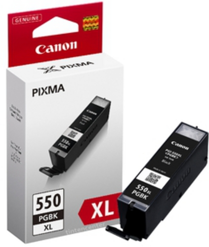 Canon PGI-550XL BK, Cartuccia d'inchiostro nero, 22 ml