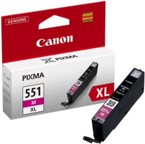 Canon CLI-551XL M, TPA magenta, 11ml