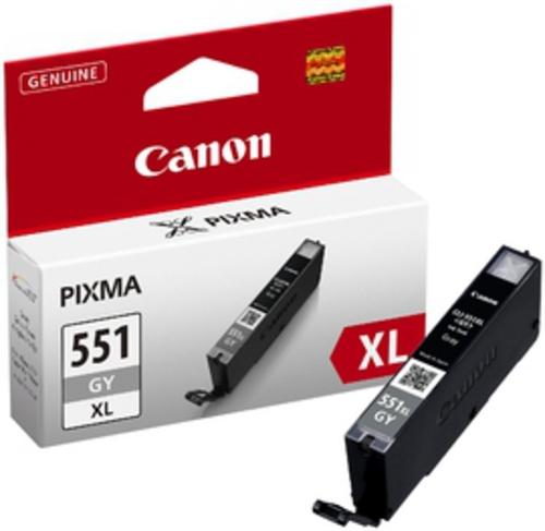 Canon CLI-551XL GY, TPA grau, 11ml