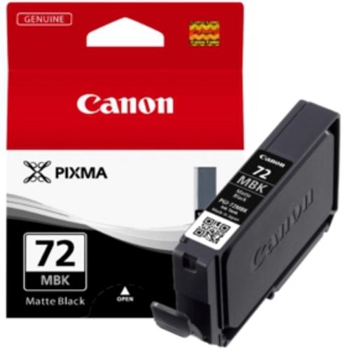 Canon PGI-72mbk, Cartuccia d'inchiostro nero mat, 14ml