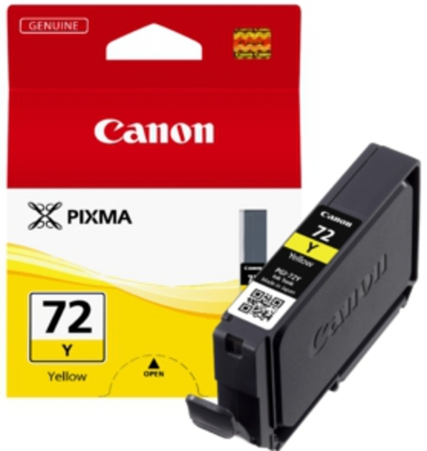 Canon PGI-72y, TPA yellow, 14ml