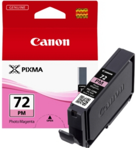 Canon PGI-72pm, Cartuccia d'inchiostro photo magenta, 14ml