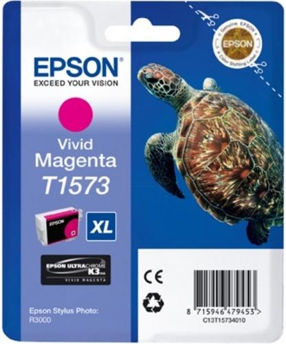 Epson T1573, Cartuccia d'inchiostro magenta, 25.9ml