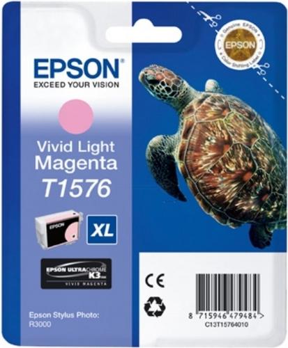 Epson T1576, Cartuccia d'inchiostro magenta claro 25.9ml
