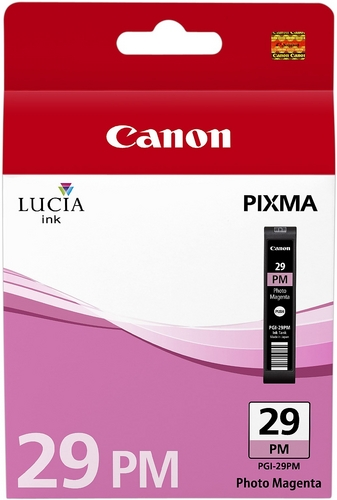 Canon PGI-29pm, Cartouche d'encre photo magenta, 36ml
