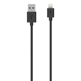 iPod/iPhone/iPad Lightning Charge/Sync Cable, 1.2m - black