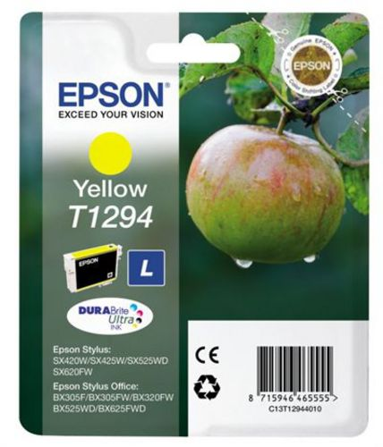 Epson T12944011, TPA yellow, 7ml