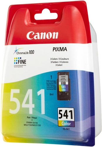 Canon CL-541CO, Cartuccia d'inchiostro color, 8 ml