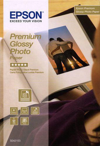 40 10x15 Premium Photo 255g/m2, glossy