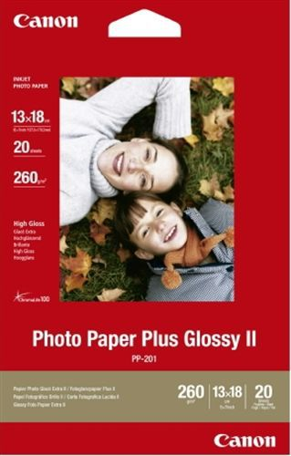 20 13x18 Photo Paper Plus PP-201, 260g/m2, glossy