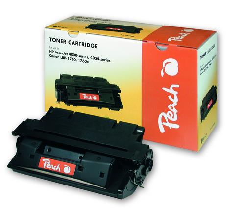 Peach pour HP C4127A & Canon EP-52 noir Toner compatible