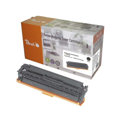 Peach per HP CB540A nero Toner compatibile