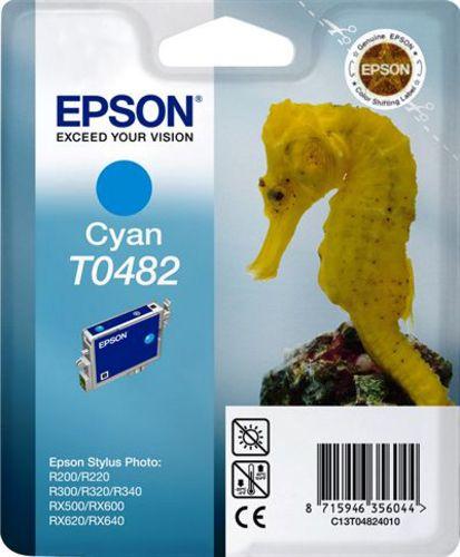 Epson T04824010, TPA cyan, 13ml