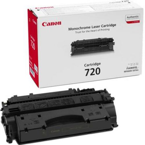 Canon 720, Toner schwarz, 5'000s
