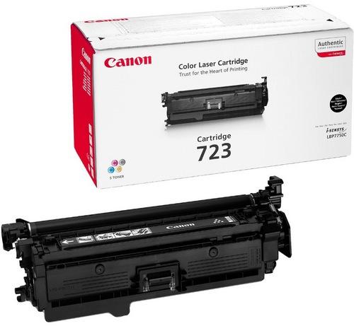 Canon 723, Toner noir, 5'000 pages