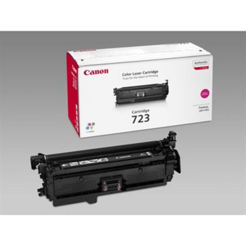 Canon 723, Toner magenta, 8'500 pages