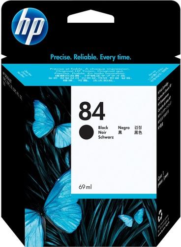 HP Nr. 84, Cartouche d'encre noir, 69ml