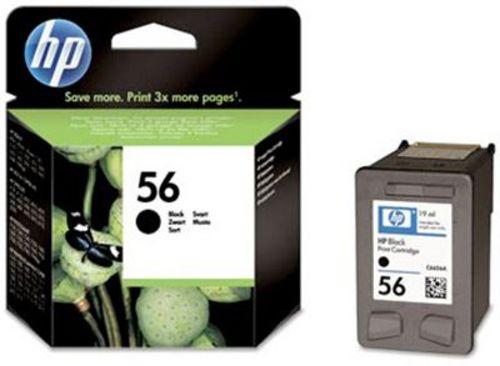 HP Nr. 56, TPA schwarz, C6656AE