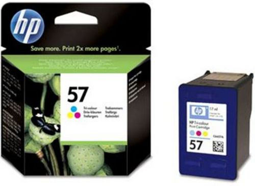 HP Nr. 57, TPA farbig, C6657AE