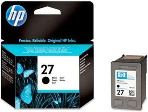 HP No. 27, Cartouche d'encre noir, C8727AE