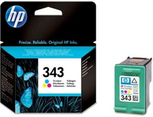 HP No. 343, Cartouche d'encre coloré, C8766EE