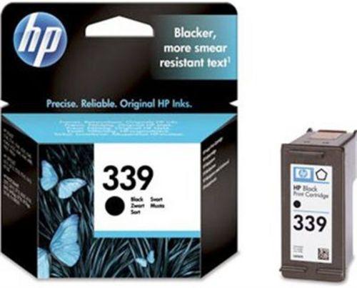 HP Nr. 339, TPA schwarz, C8767EE
