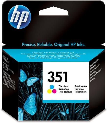 HP No. 351, Cartuccia d'inchiostro color, CB337EE