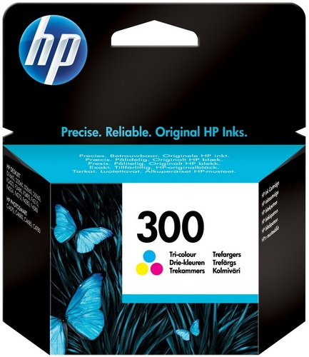 HP No. 300, Cartuccia d'inchiostro color, CC643EE